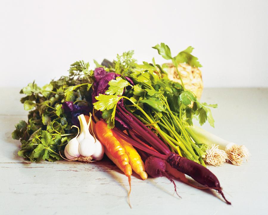 Wer Müll vermeiden möchte, kauft Obst und Gemüse ohne Verpackung