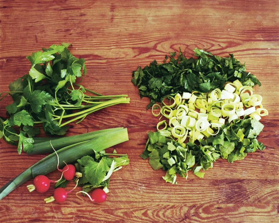 Erfrischende Sommerküche : Rezepte werde