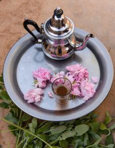 traditionelle Teekanne