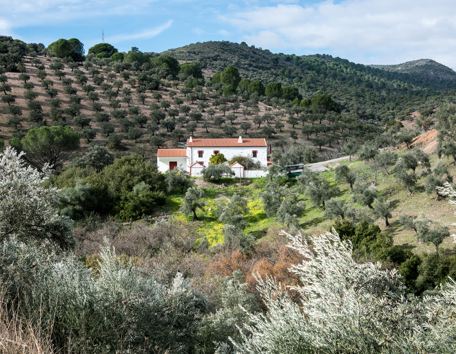 Haus in Andalusien