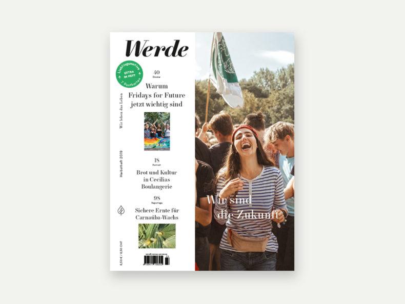 Werde Magazin Herbstheft 2019