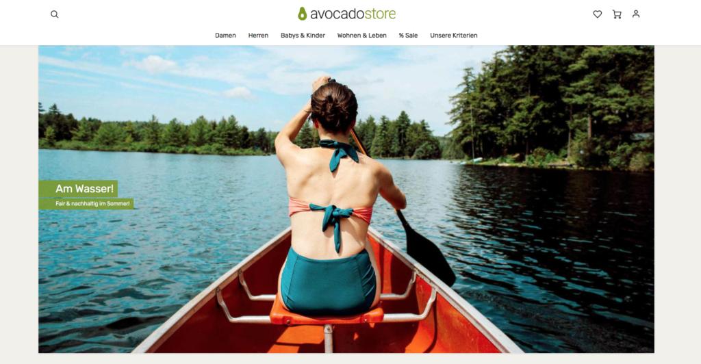 Der Avocadostore zählt zu den größtenOnline-Shops für faire Mode