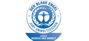 Das Siegel Blauer Engel für nachhaltige Mode
