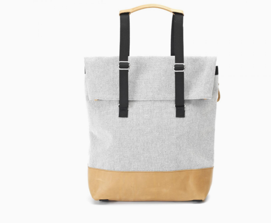 Ein nachhaltiger und multifunktionaler Rucksack von Qwstion