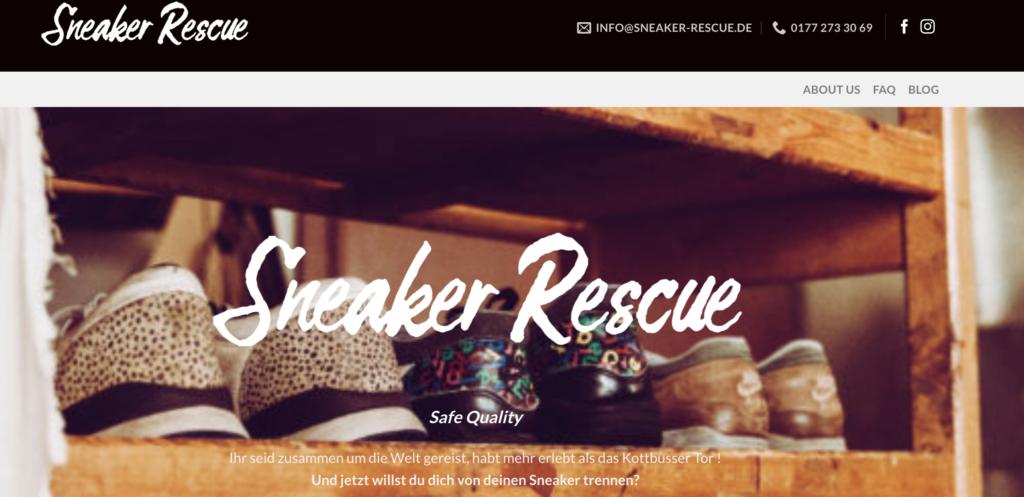 Sneaker-rescue.de