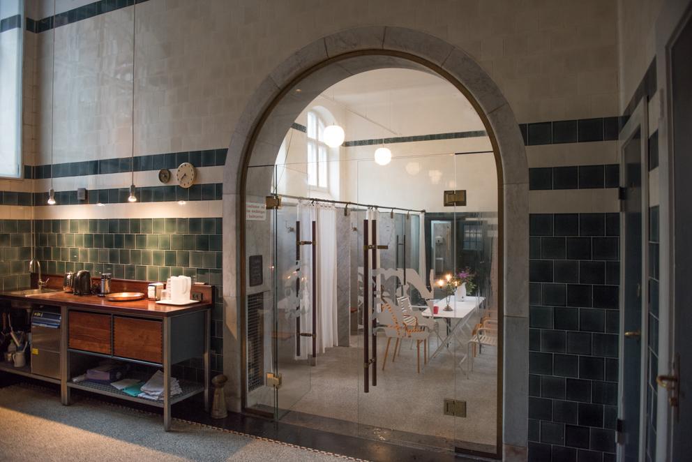 Werde Magazin - Kopenhagen - Historische Badeanstalt Sofiebadet