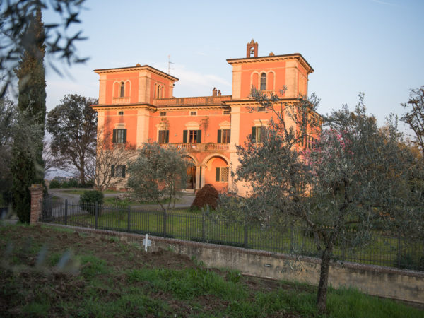 Werde Magazin - Florenz - Villa Lena
