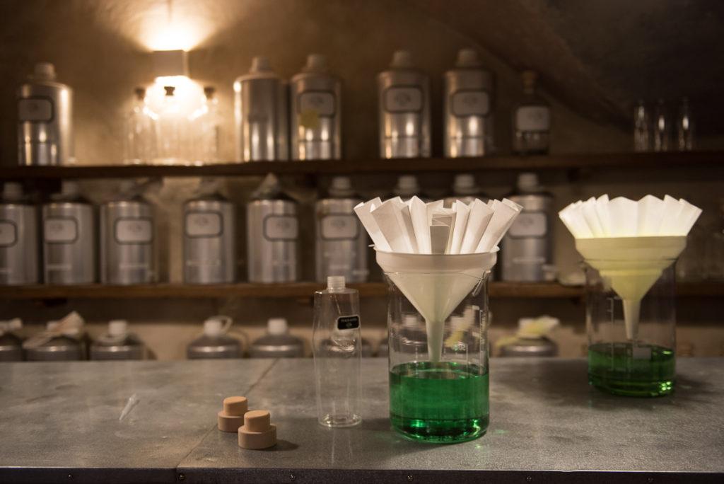Werde Magazin - Florenz - Parfümeur