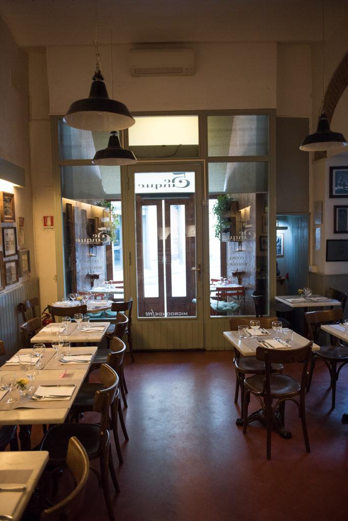 Werde Magazin - Florenz - Biorestaurant 5e Cinque
