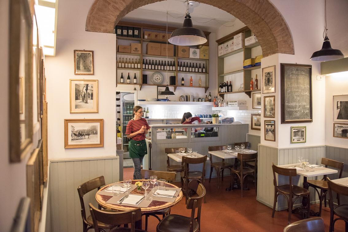 Werde Magazin - Florenz - Restaurant 5e Cinque
