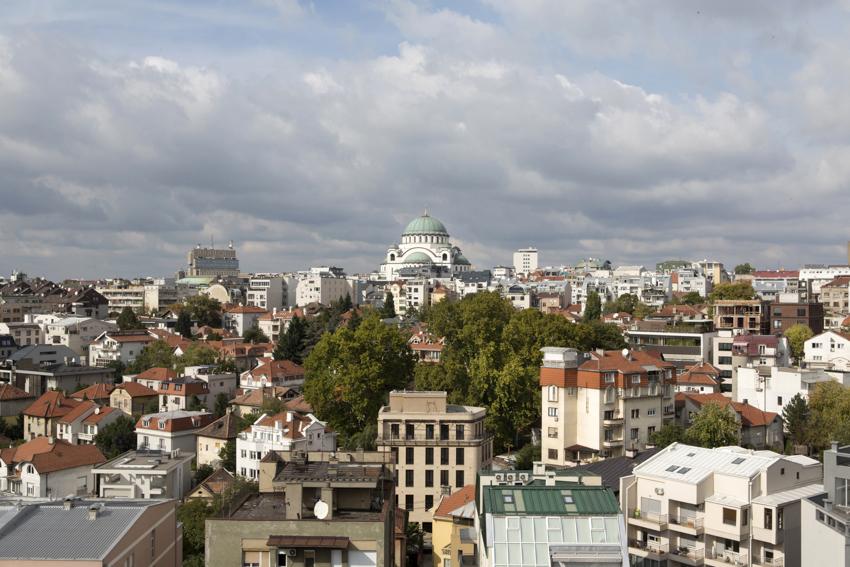 Werde Magazin - Meine Stadt Belgrad