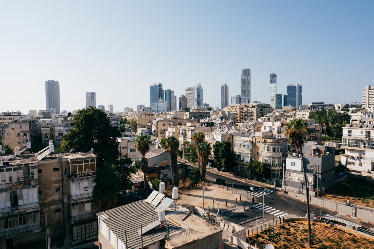 Werde Magazin - Tel Aviv - Shafranek Mensch und Natur