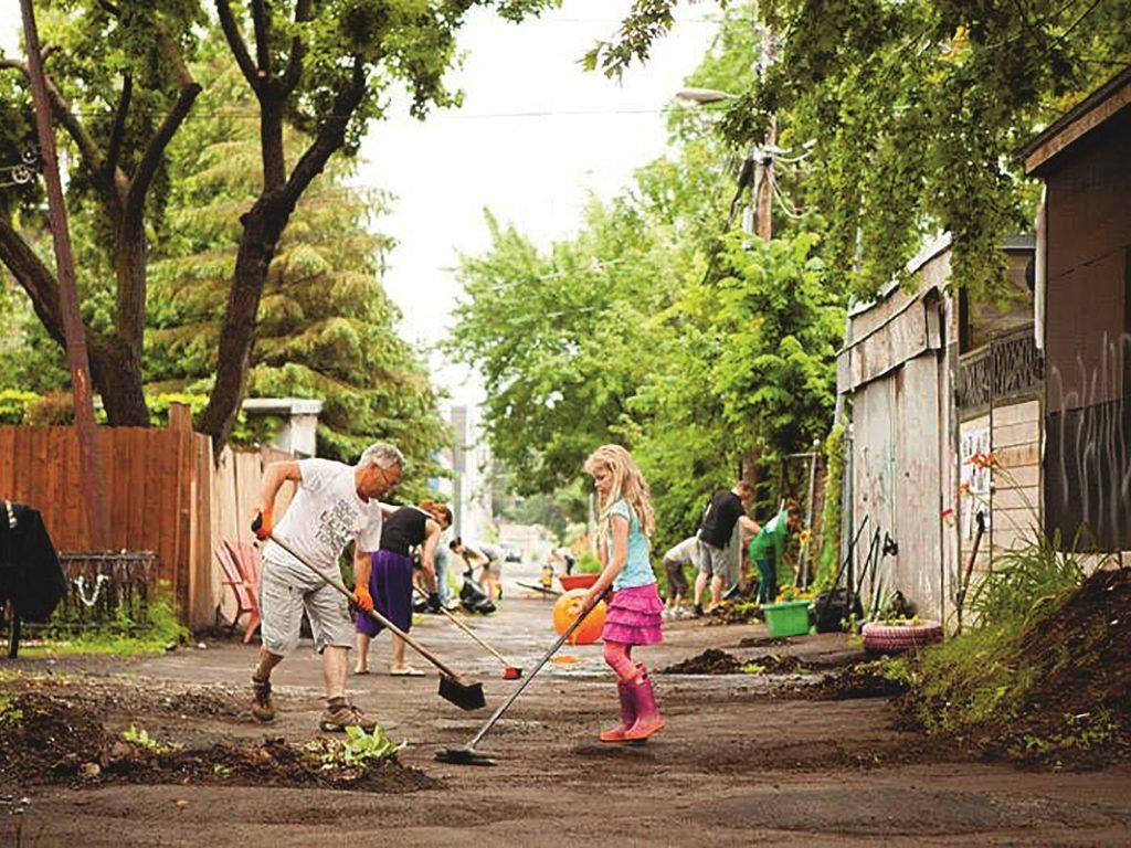 Werde Magazin - Glossar der guten Zukunft - Montréal wird grün