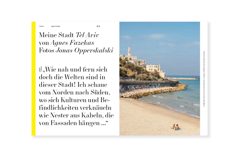 Werde Magazin - City Guide