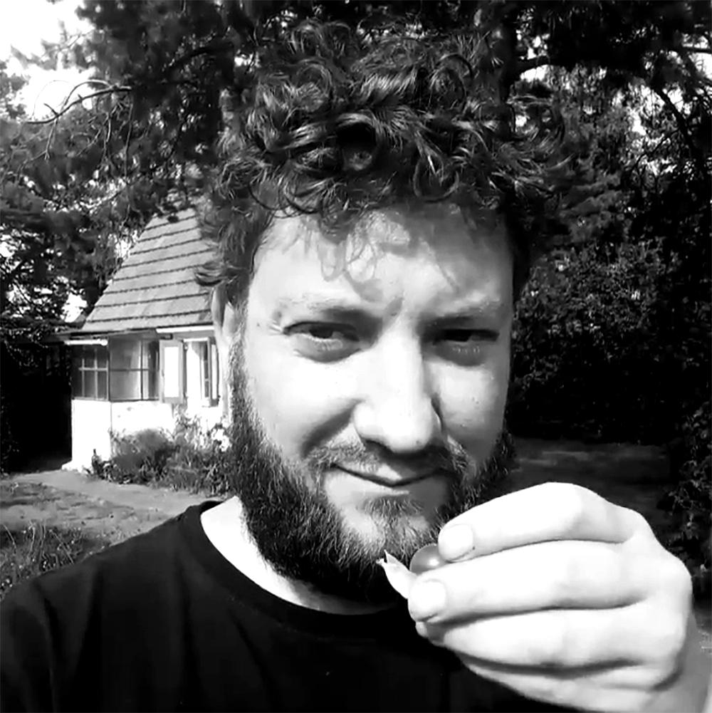 Werde Magazin - Zehn Fragen - David Dwier Hof Platkow Permakultur