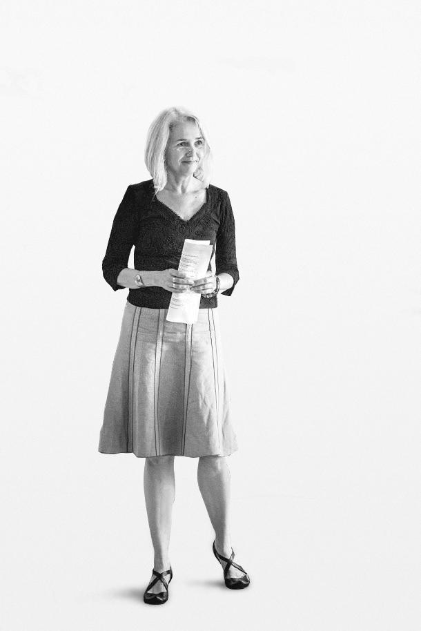 Werde Magazin - Zehn Fragen - Hildegard Kurt