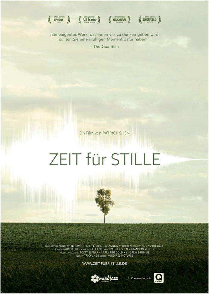 Werde Magazin - Film Zeit für Stille