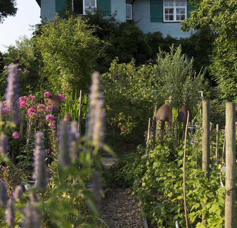 Werde Magazin - Hesse Garten