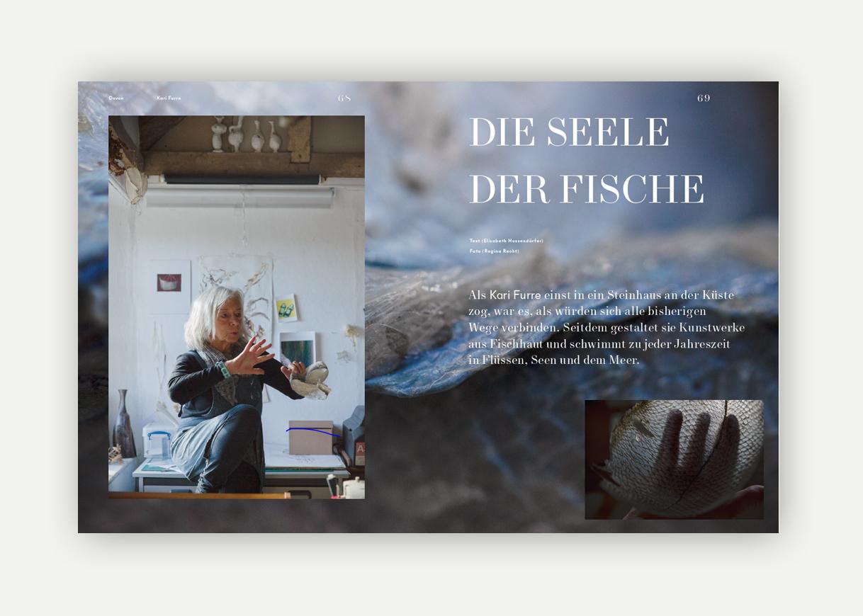 Werde Magazin - Frühlingsheft 2019