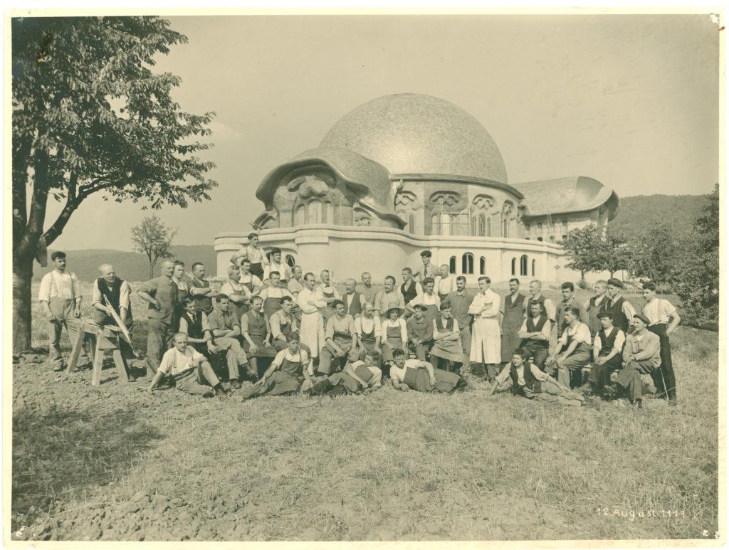 Conviértete en una revista - Goetheanum