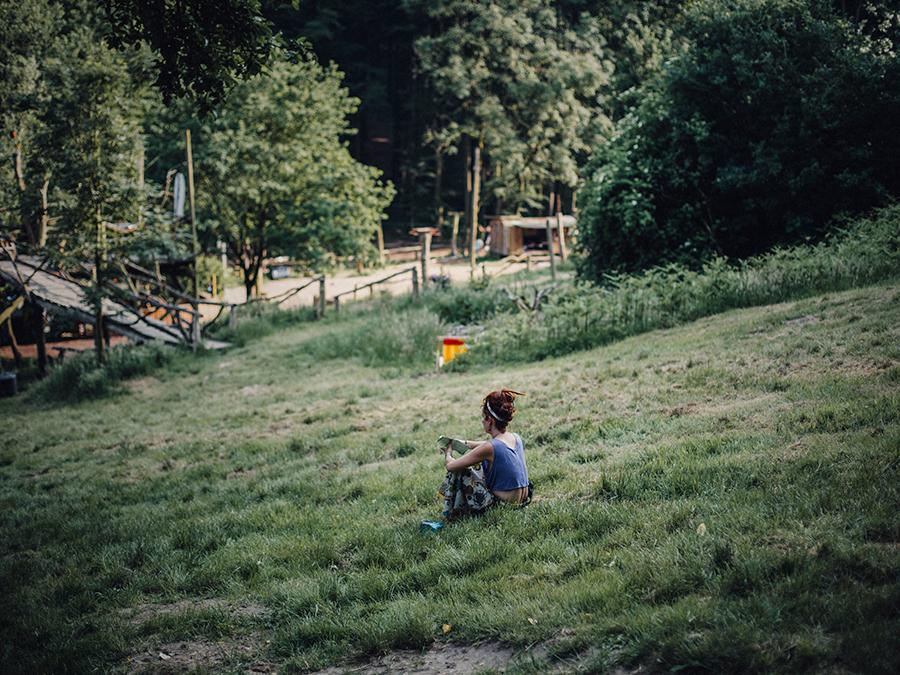 Werde Magazin-Wald Glück