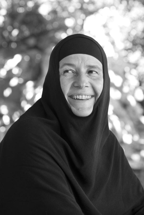 Mutter Fotina;Leiterin des Klosters.