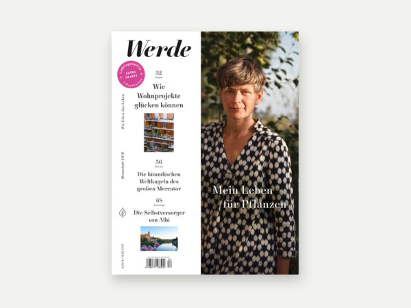 Werde Magazin Winterheft 2019