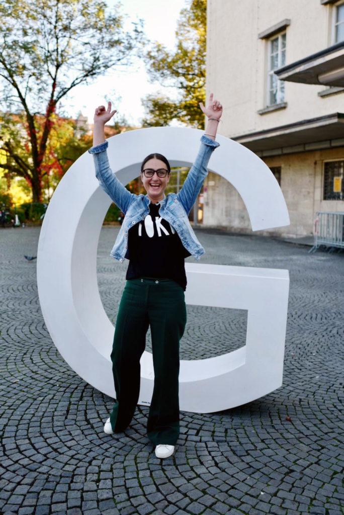 Greenstyle Munich Gründerin