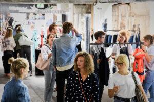 Die nachhaltige Modemesse Neonyt in Berlin
