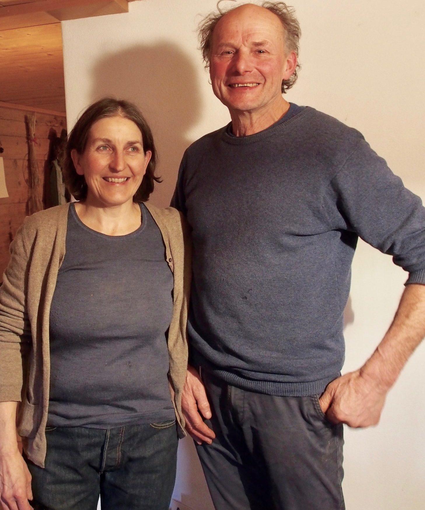 Käthy und Andreas Würsch