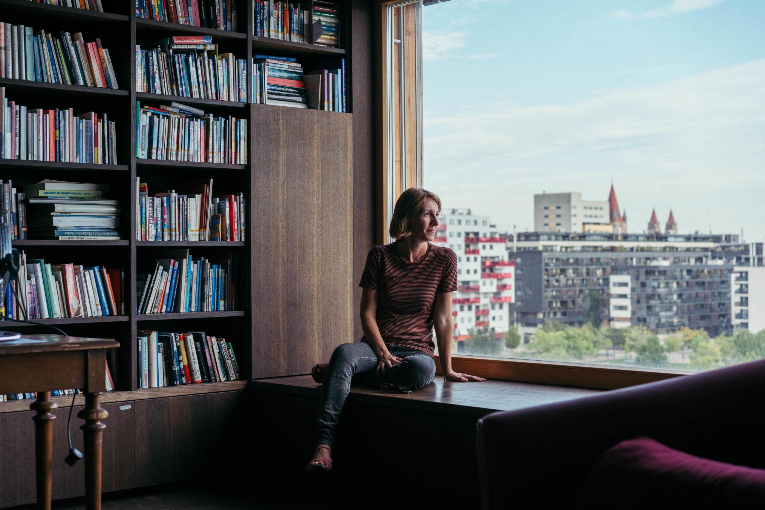 Wohnprojekt Wien - Barbara Nothegger