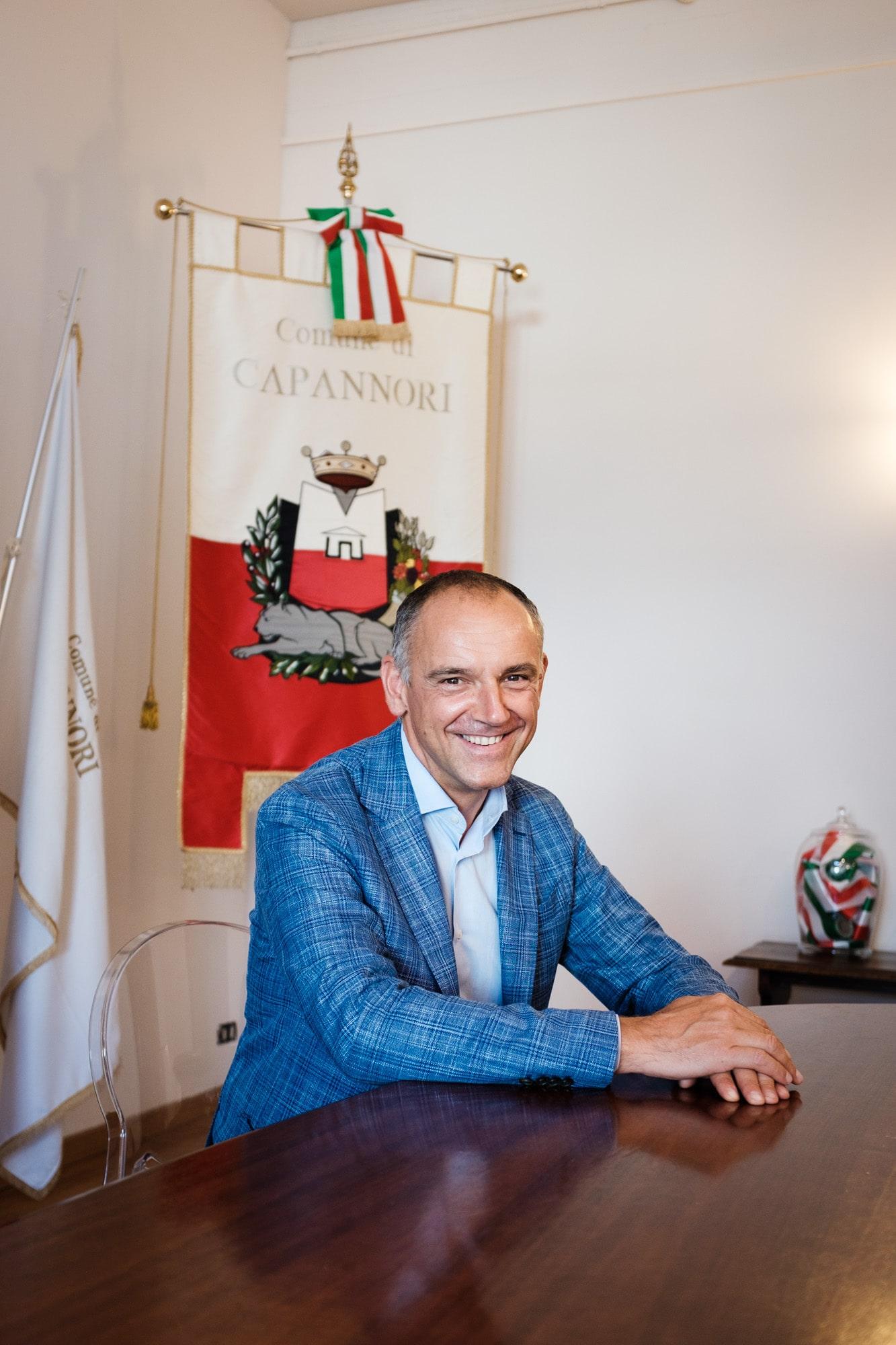 Bürgermeister von Capannori