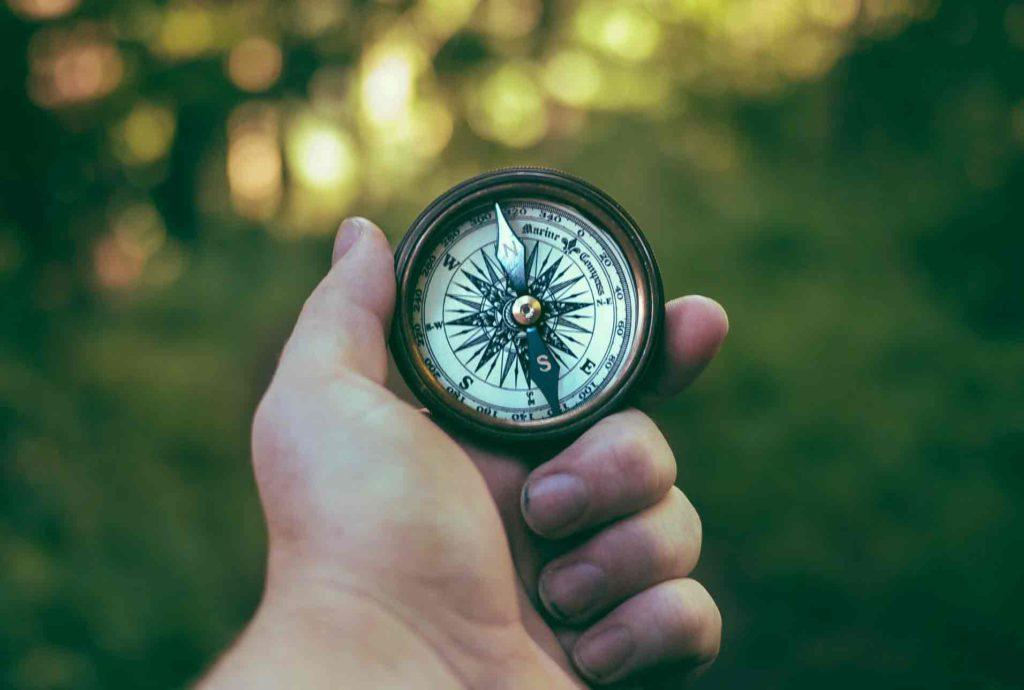 Werte als Kompass