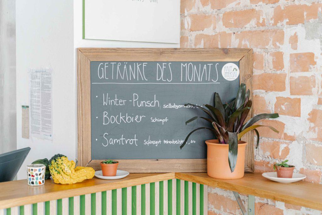 Foodsharing-Café Raupe Immersatt