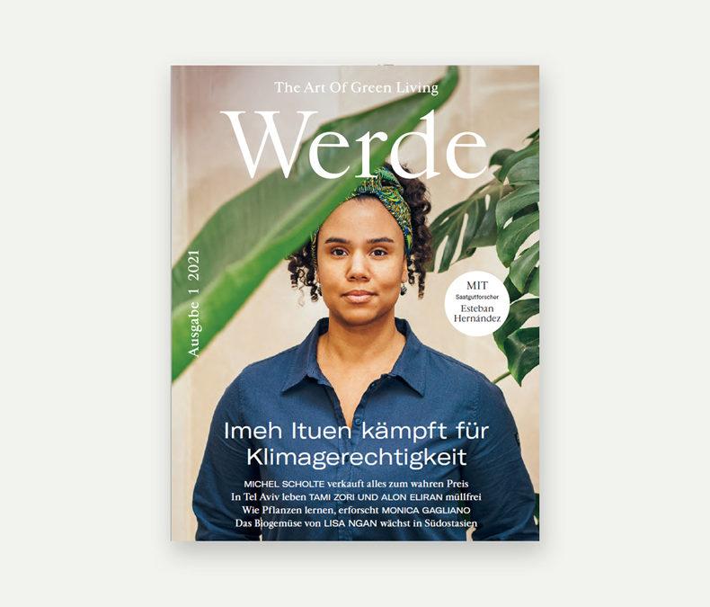 Werde Magazin - Frühling 2021