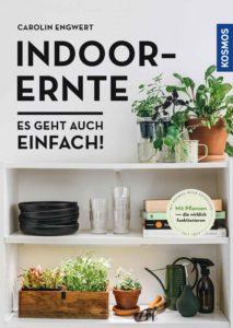 Grünsprossen und Microgreens Buchcover Indoor Ernte