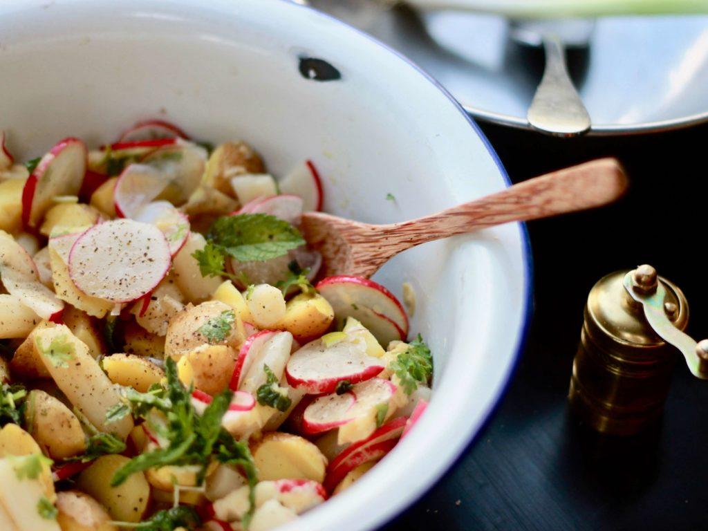 Rezept Spargel aus Buch Super Local Food