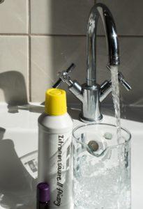 Putzmittel Inhaltsstoffe Zitronensäure