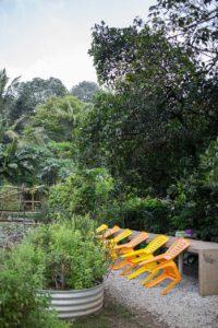Malaysia The little farm on the hill