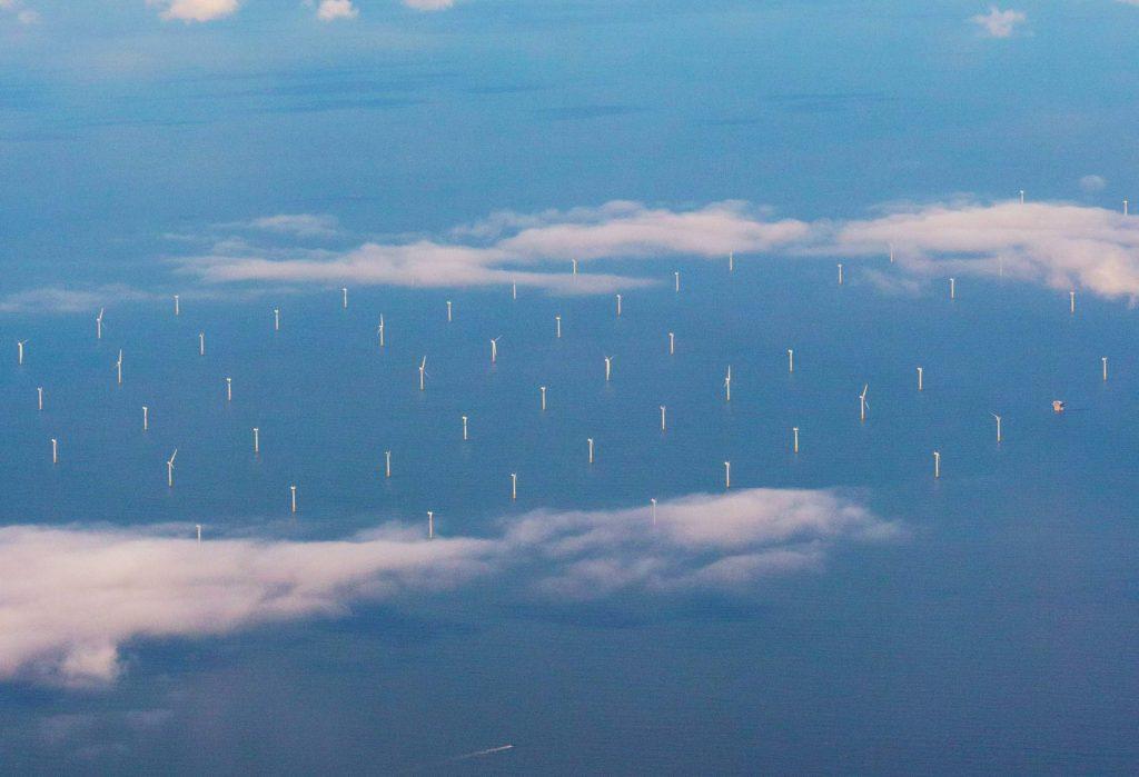 Windräder Klima Unsplash